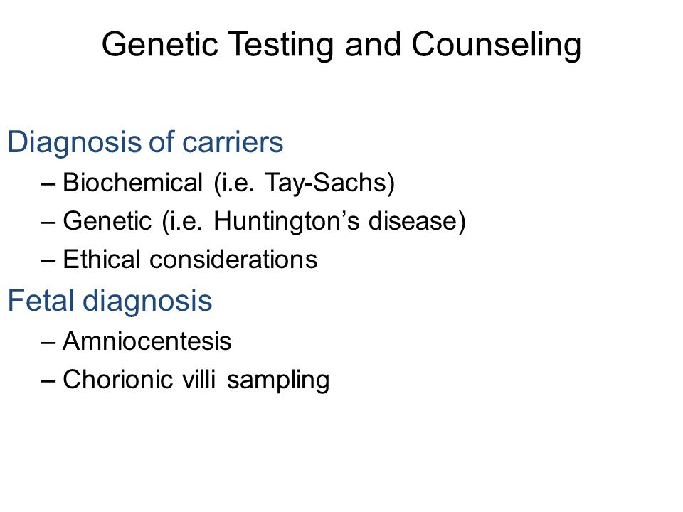 genetic testing and counseling in pregnancy Genetic counseling and prenatal genetic testing at our prenatal wellness center, our medical teams—including our genetic counselors—help families manage.