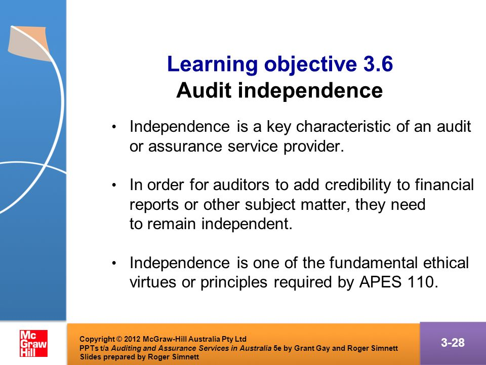 independence and objectivity in internal audit 1100 independence and objectivity standard the internal audit activity must be from biz 101 at business school barcelona.