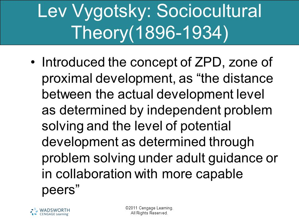 Foundations of Early Childhood Special Education - ppt download