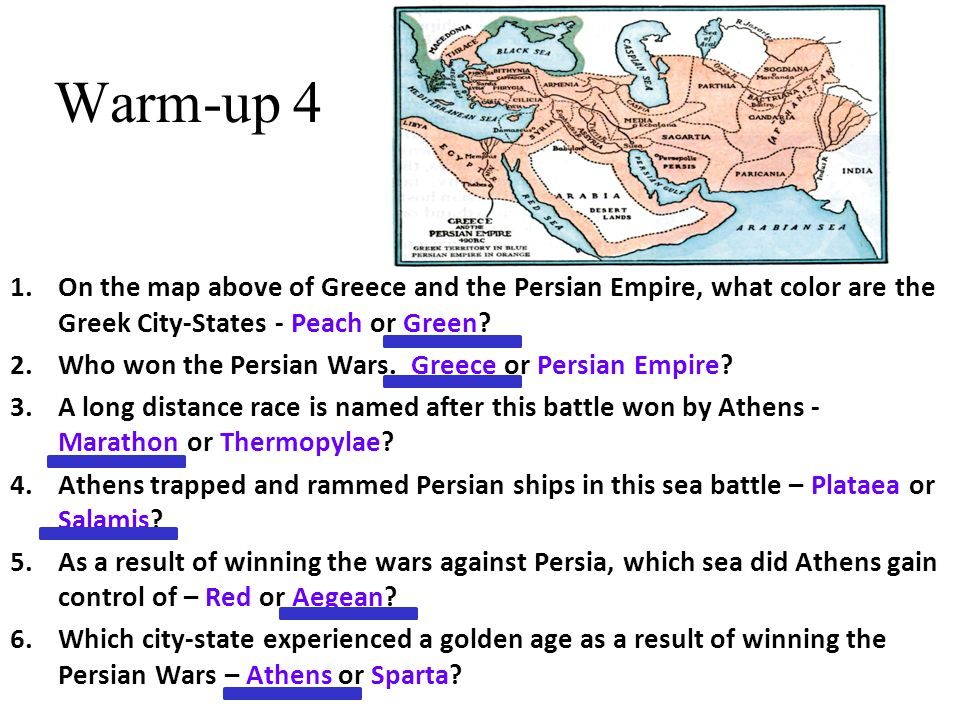 change in the control of greece after persian wars Alexander the great led his soldiers from greece to asia minor by doing this, he gained control of the greece a b c d continent of africa greek colonies.