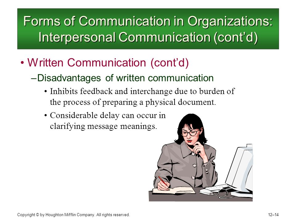 formal communication Formal communication is that which utilizes a company's or organization's formal channels, such as memos, letters and emails formal communication leaves a written trail in their personal lives, people use formal communication when sending letters of confirmation or complaint or when completing forms.