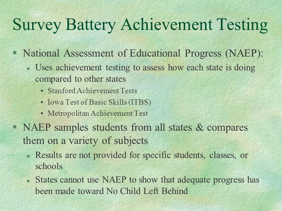 Uses: 1. To determine how well a student is learning - ppt download