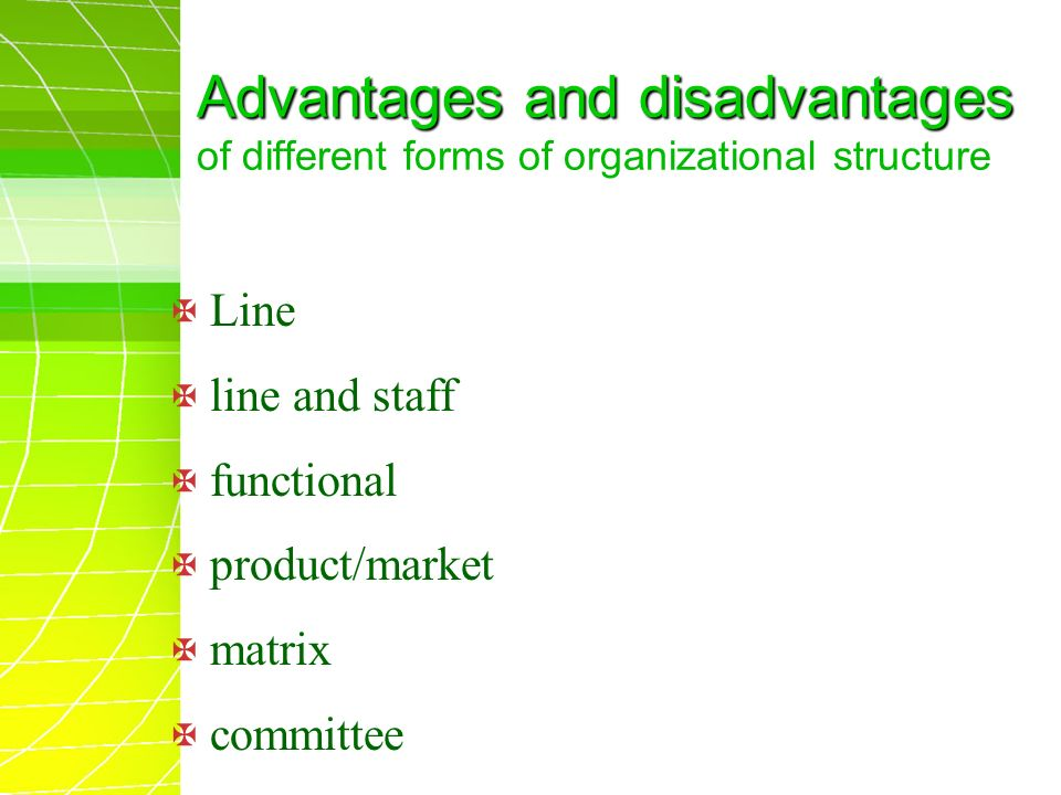Network Organizational Structure: Examples, Definition, Advantages & Disadvantages