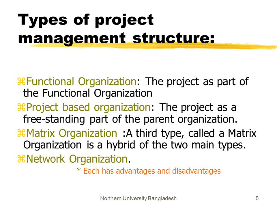What is a Matrix Organization Structure?