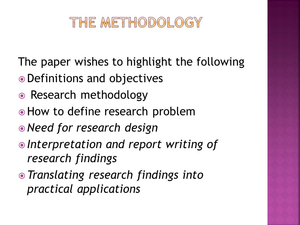 problem definition in research paper Capstone project problem statements the research found that the problem statement and its characteristics part of the problem definition that also should.
