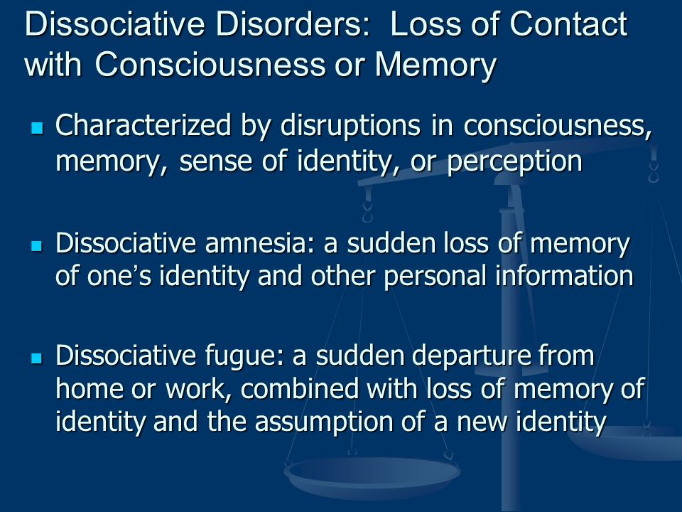a personal narrative about memory loss Introduction a narrative identity, which is supported by personal knowledge of  one's  of autobiographical memory indicates that it is this aspect of memory  which is  cc had minor memory deficits, he was a very articulate person who.