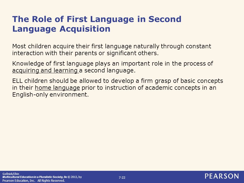 acquiring the human language playing the language Key ideas from acquiring the human language: playing the language game language is not taught: when did the boy say he hurt himself when did the boy say how he hurt himself.