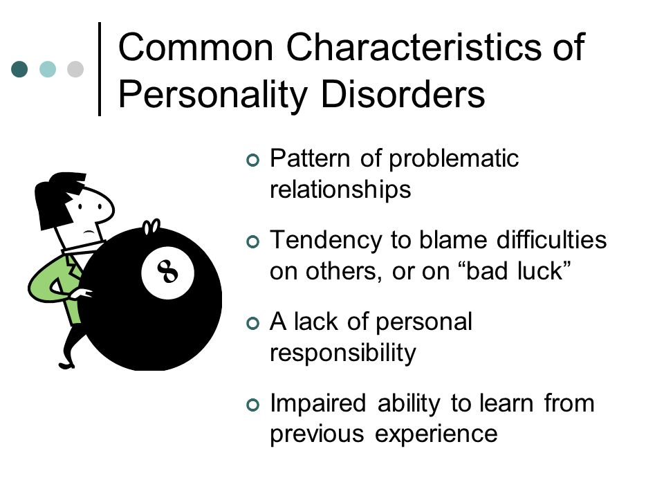 the longitudinal relationship of personality traits and disorders