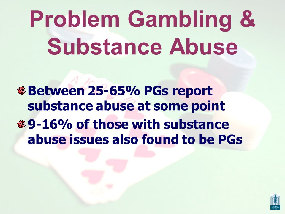 Substance and gambling addiction assessment