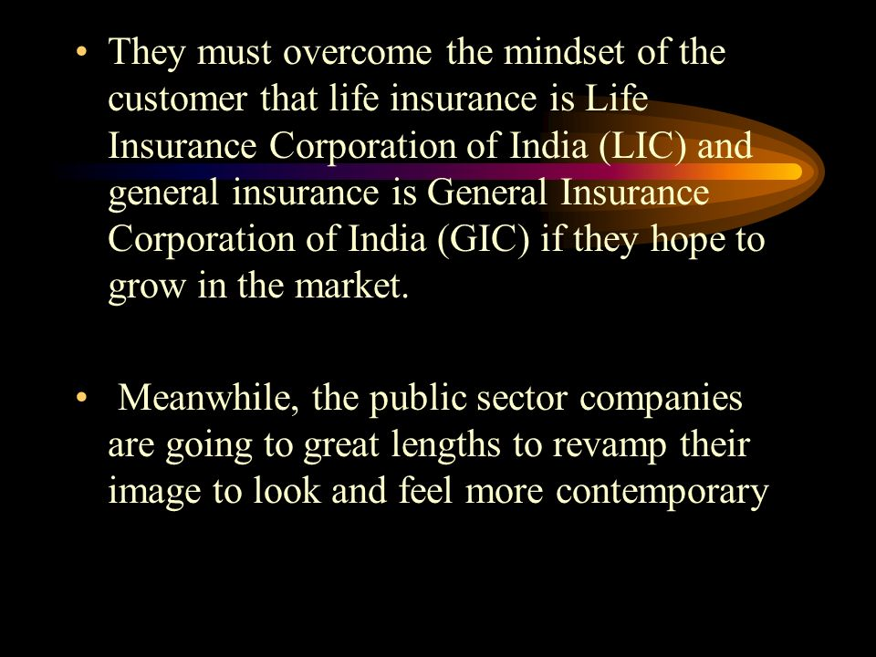 customer perception lic life insurance corporation Full-text paper (pdf): a study on customer perception on service quality with reference to public insurance sector in coimbatore district.