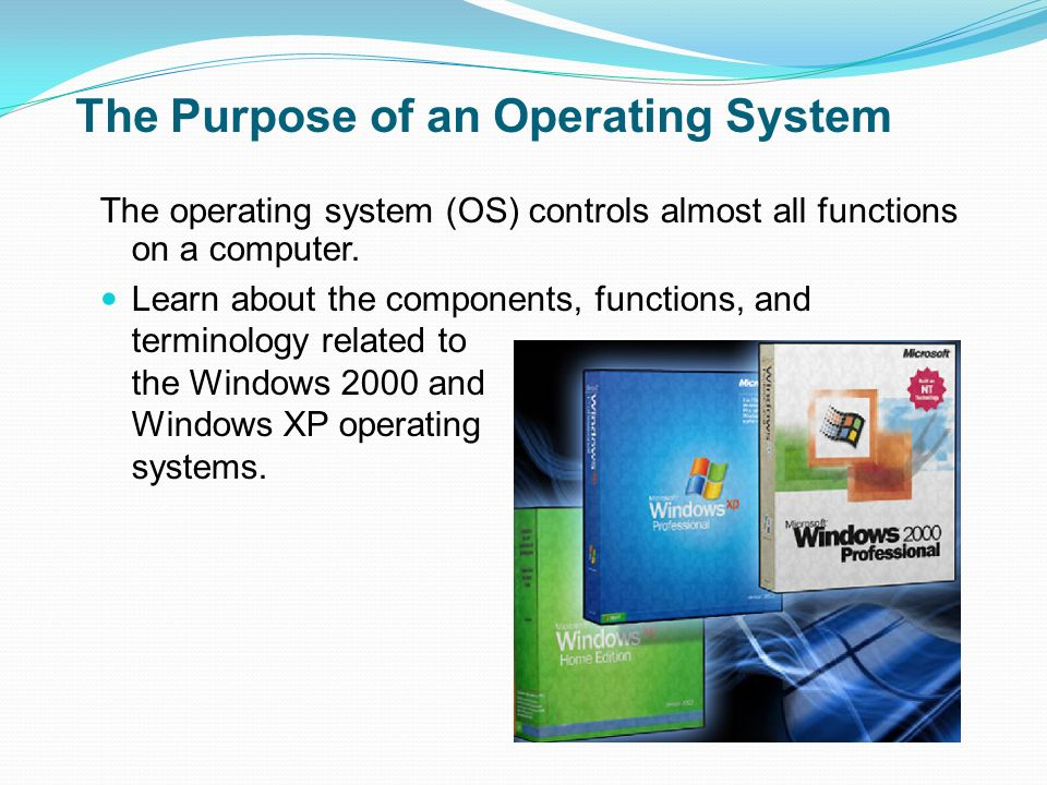 microsoft network operating system essay Check out the system requirements to see if your pc can run windows 7.