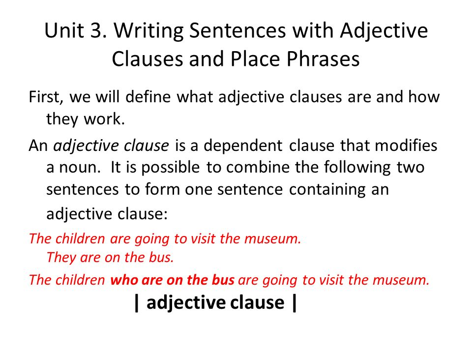 English Writing: Sentence Structure - ppt video online download
