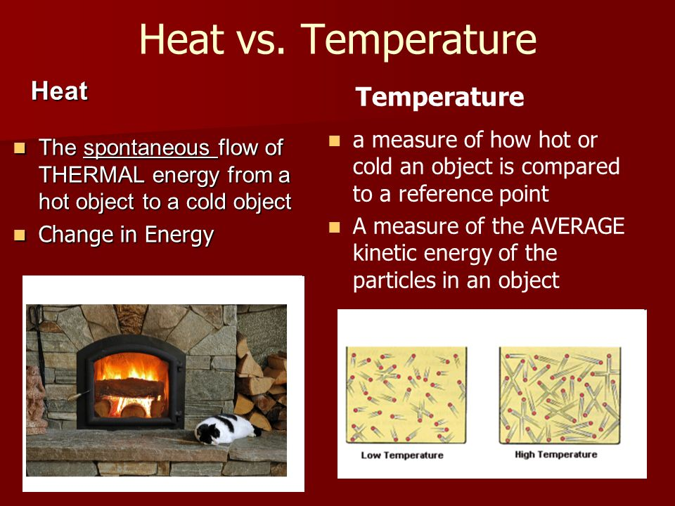 temprature and heat Why does latent heat does not increase temperature  that is why there is no  rise in temprature, as all energy applied is consumed in conversion of states.