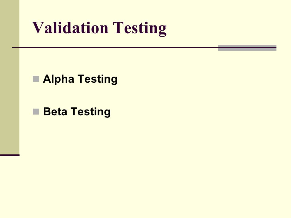 Difference Between Alpha and Beta Testing