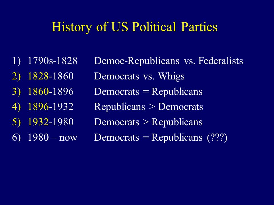 growth of political part 1790s Fear of factionalism and political parties was deeply rooted in anglo-american political culture before the american revolution leaders such as george washington and thomas jefferson hoped their new government, founded on the constitution, would be motivated instead by a common intent, a unity.