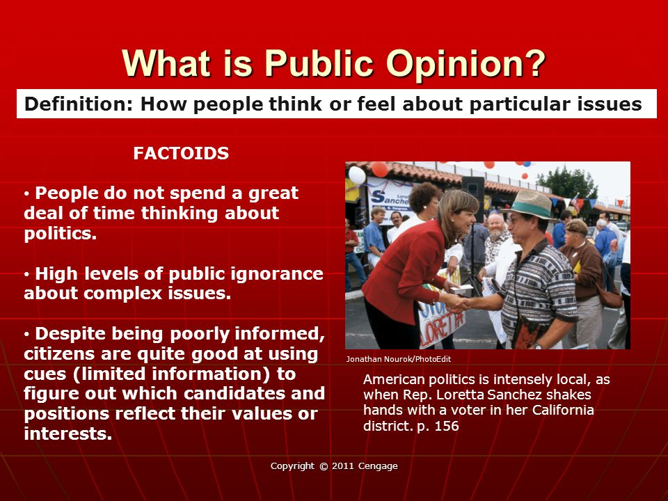 Chapter 7 Public Opinion Ppt Video Online Download