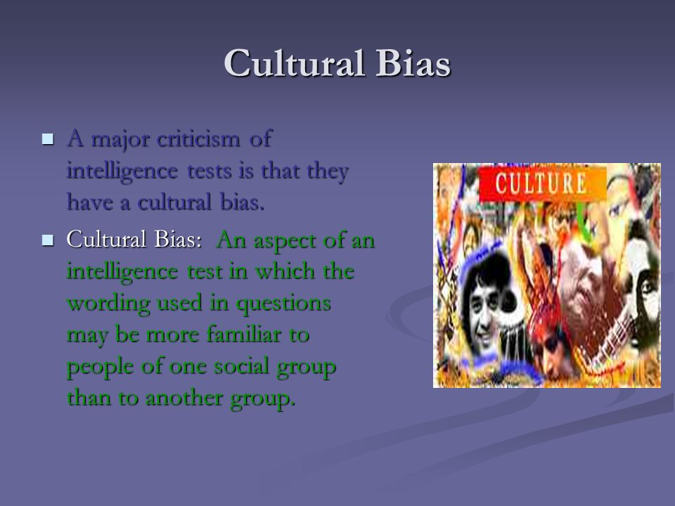 the different sources of cultural bias Sprouting from cultural contexts, biases tend to take root within an ethnic group, social class, or religion bias, prejudice, and discrimination all live under the same roof bias is an inclination toward one way of thinking, often based on how you were raised.