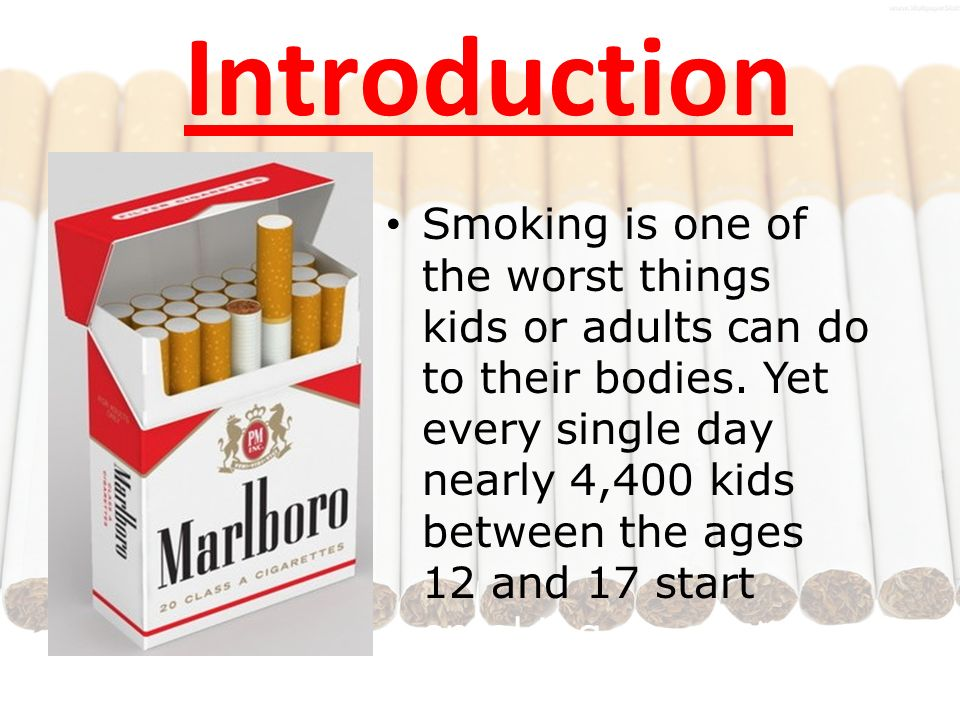 an introduction to the issue of tobacco use Tobacco industry and product safety introduction  cigarette smoking and the use of tobacco products  the issues of tobacco customers it is clear that the .