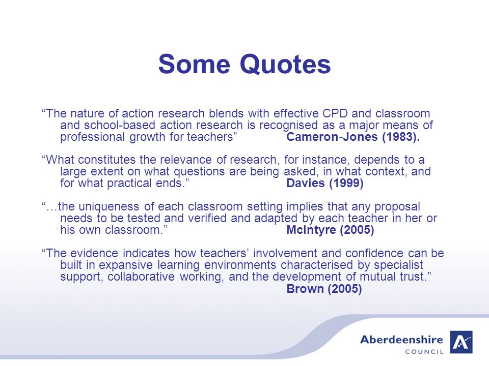 Classroom Action Research Design ~ One year probationer teacher induction scheme ppt video