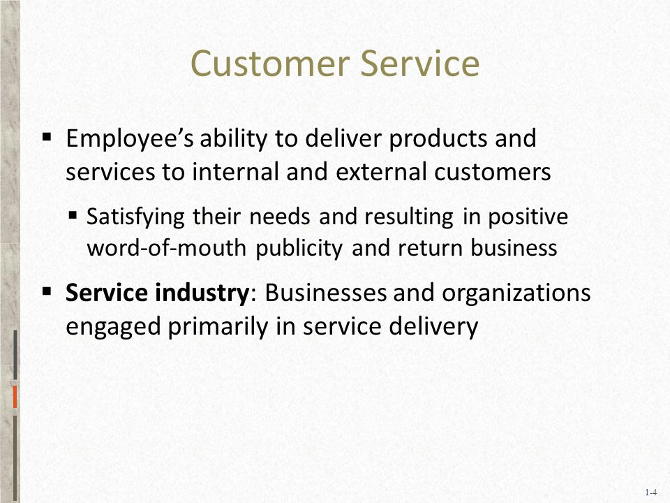 internal and external customer service Practicing internal customer service can benefit your career.