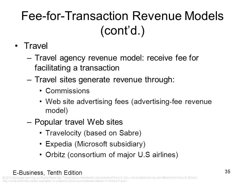 Revenue Model Example Forecasting in Excel