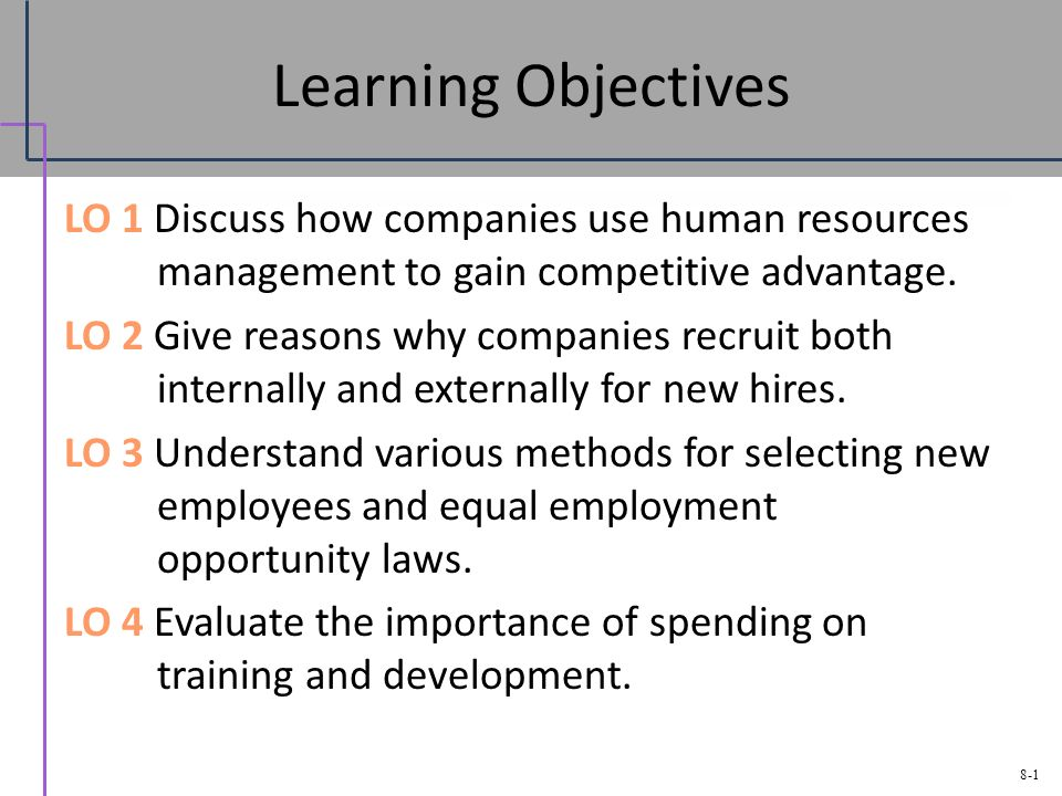 the application of human resource management to gain competitive advantage Human resource management and diversity mgc1 study play how do companies use human resource management to gain a competitive advantage to succeed, companies must align their human resources to their strategies.