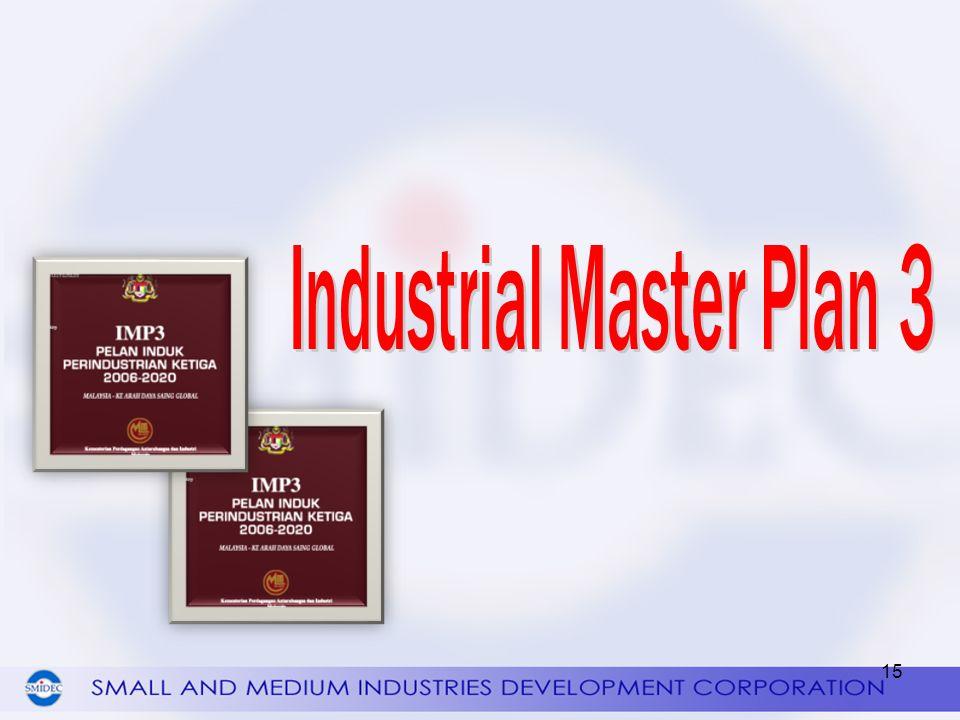 Industrial Master Plan 3