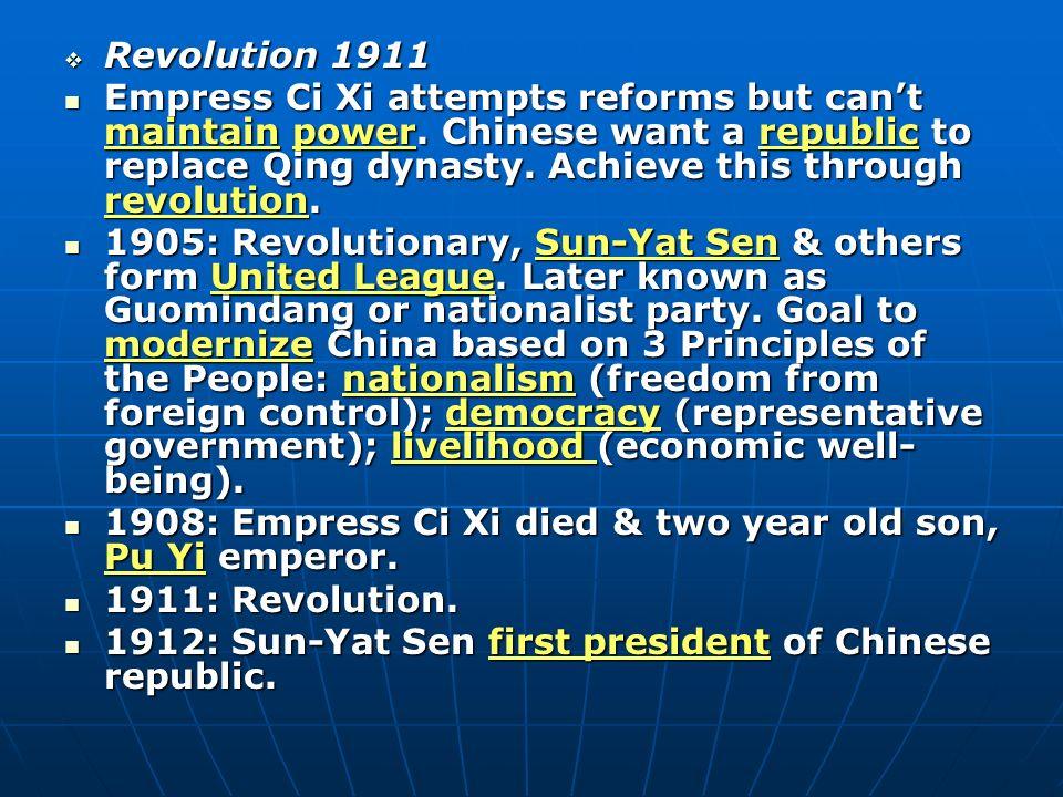 Revolution 1911