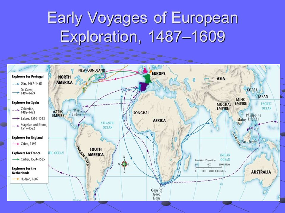 The first global age europe and asia 14151796 ppt video online 4 early voyages of european exploration 14871609 gumiabroncs Gallery