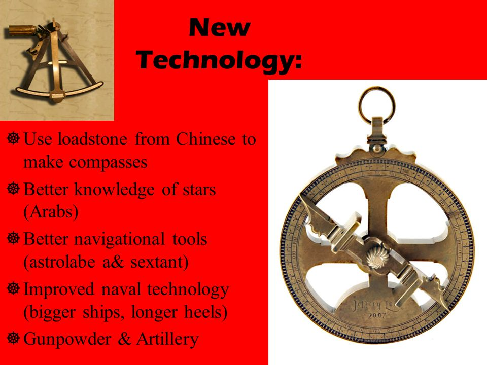 New Technology: Use loadstone from Chinese to make compasses