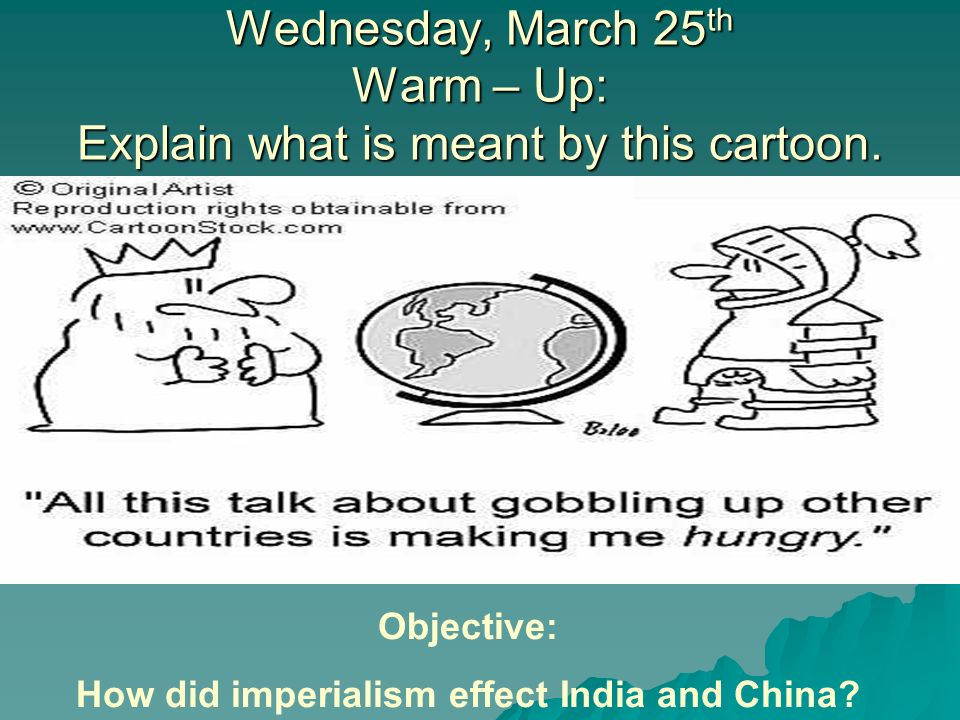 Effects of imperialism in Asia Essay