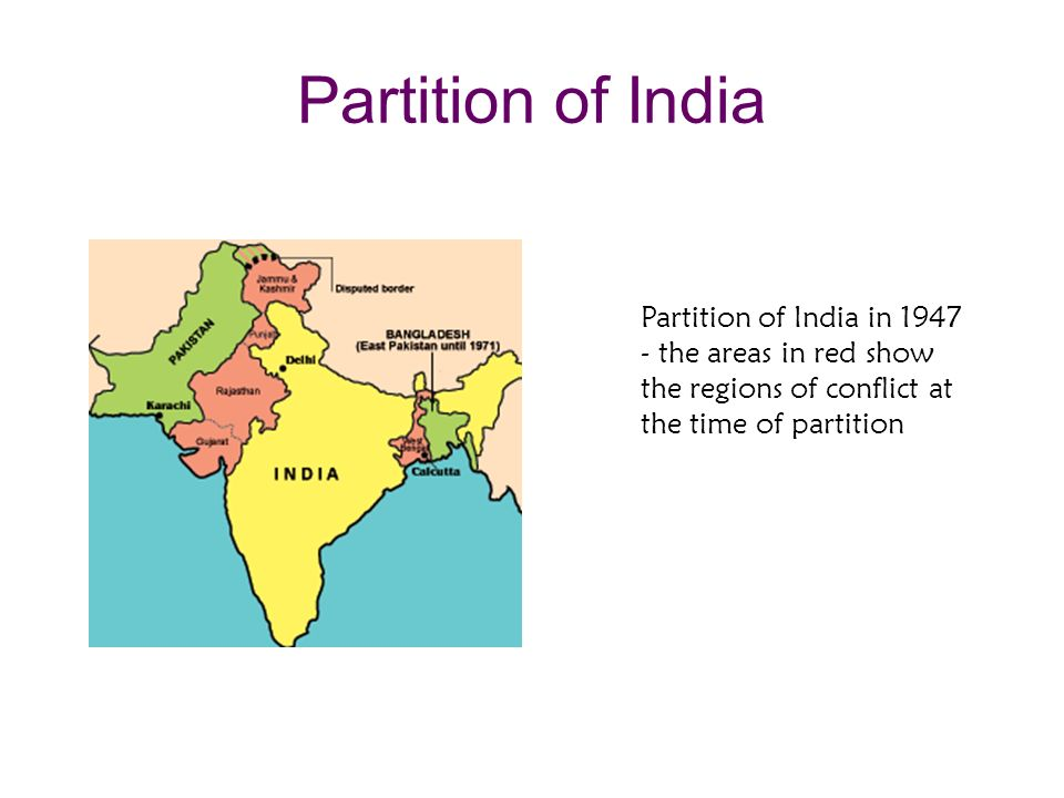 the dispute over the land of kashmir since indias partition in 1947 Since 1947, the greater region of jammu and kashmir has been embroiled in a territorial dispute between india, pakistan and china—with india controlling approximately 43% of the land area of the region and 70% of its population pakistan controls roughly 37% of the land, while china controls the remaining 20%.