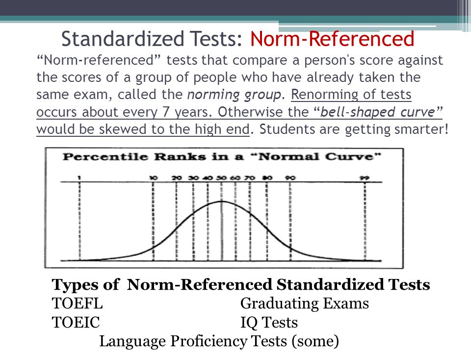 the effects of standardized tests on The negative effects from overuse of standardized testing on studentachievement the negative effects from overuse of standardized test.