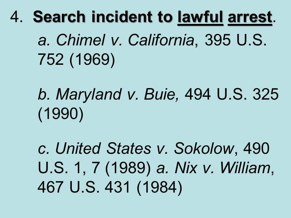 lawful search Lawful arrest are reasonable exceptions to the constitutional mandate warrants in the case of search the belief has been expressed, however, th what began as.