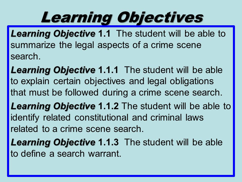 1 1 explain the objectives content 2 define and give examples of health education content objectives 3 explain how standards are used to develop content objectives 4 define and give examples of health education language objectives 5 differentiate between content objectives and language objectives 6 develop clear and concise content objectives and language objectives 7.