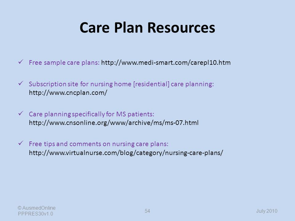 The Nursing Process Care Planning Michele Archdale - Ppt Download