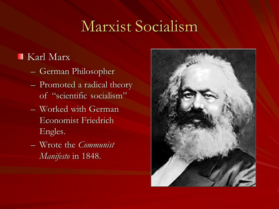 A biography of karl marx the german philosopher