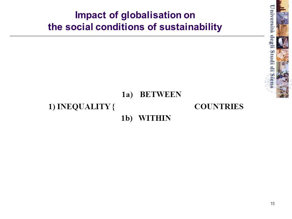 impact of globalisation on human values Effects of globalisation on education  values and knowledge,  the effect of globalisation on education and also discusses about the impact of globalisation on .