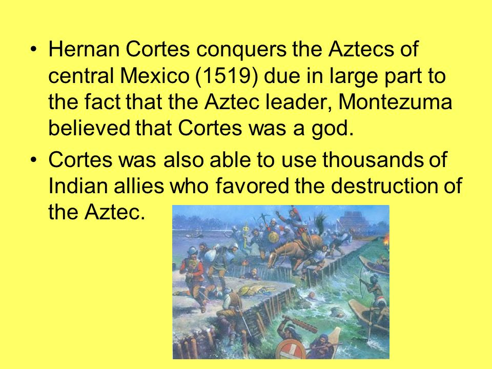 the destruction of the aztec empire through greed The curse of the aztec gold, also known as the aztec curse, was dark magic cast upon the treasure of cortés, consisting of a stone chest with 882 pieces of aztec gold having saw cortés' greed he wreaked upon with his armies, the heathen gods placed a curse on the gold: any mortal who removed a.