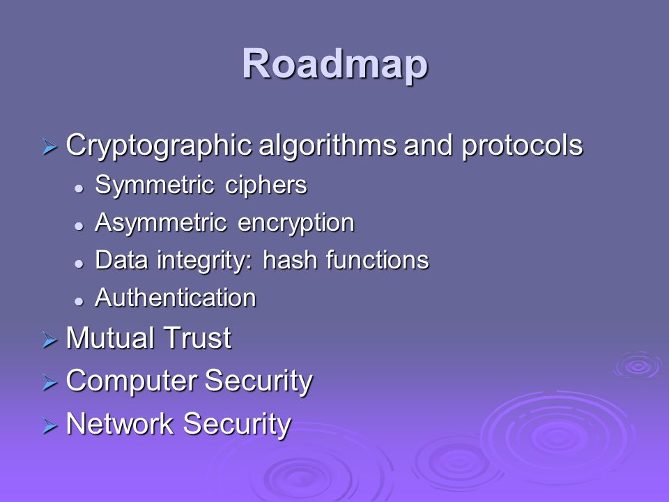 key management in cryptography and network security pdf