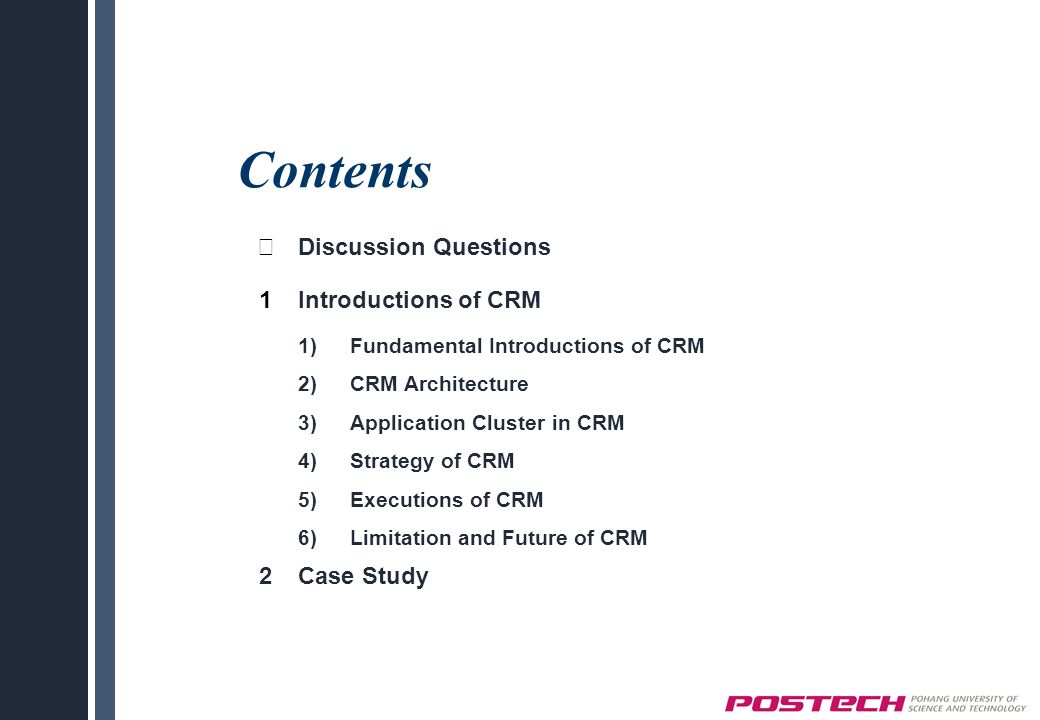 Customer relationship management essay questions