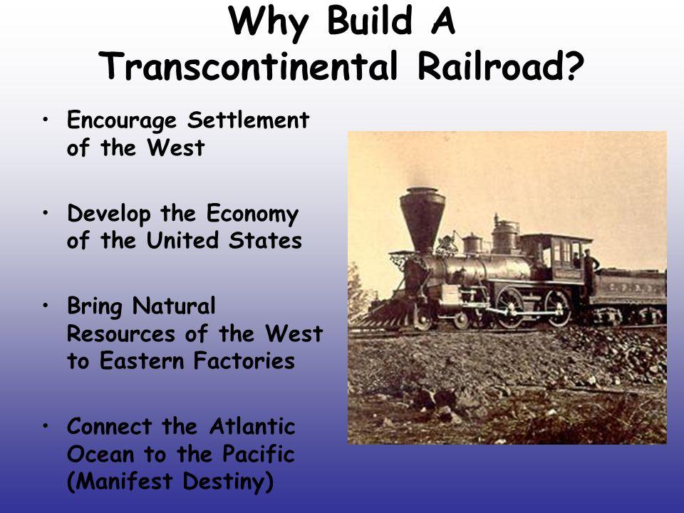 impact of railroads on united states Apush project concerning the impact of railroads on the civil war.