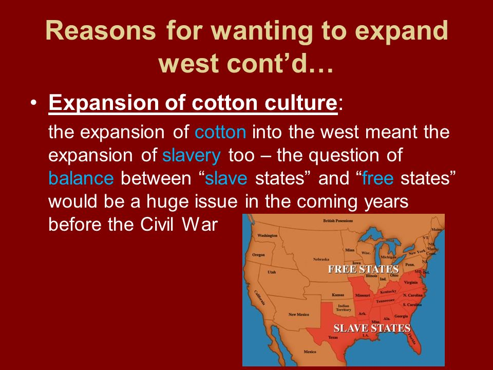 western expansion and the war with But to understand the true story of westward expansion in the united  the  thirteen original colonies, which were at war against the british.