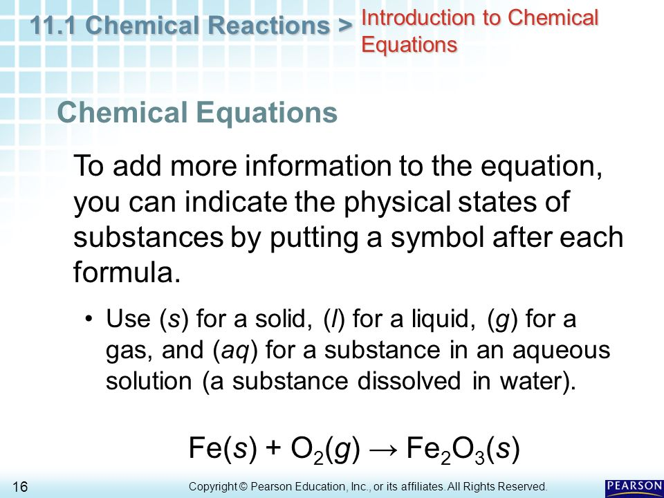 an introduction to the history of chemical reactions Absolute theory of reaction rates, explanation introduction reaction rate theory: its history and expressing the rate constant for a chemical reaction in.