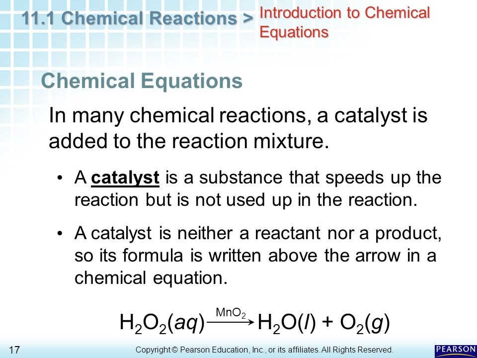 11 2 describing chemical reactions worksheet answers