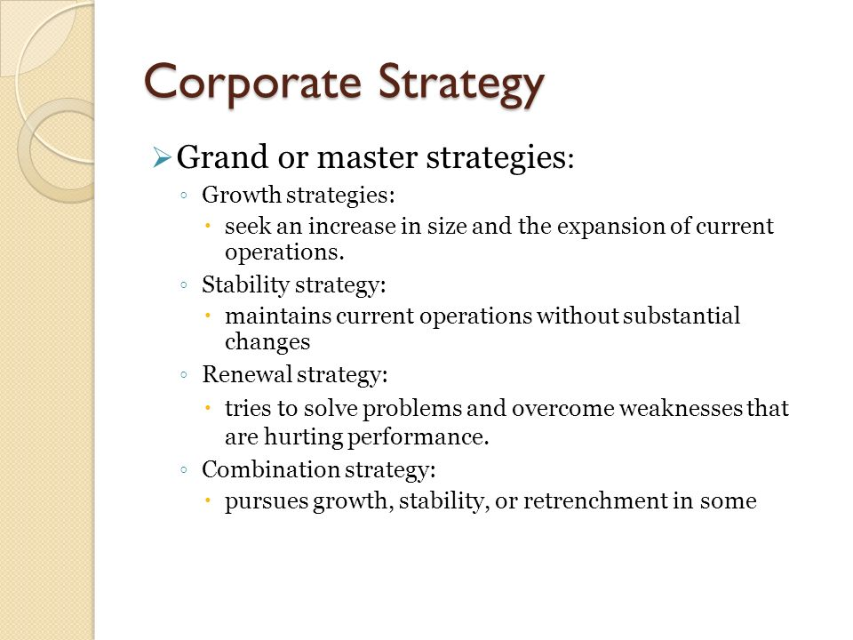 corporate strategy at grand metropolitan Case study of corporate strategy at grand metropolitan  case study of corporate outline at deoxyguanosine monophosphate metropolitan executive summary grand metropolitan founded in 1947 and has been hotshot of the top united state public companies in commercialize capitalization in the process of development, the main schema of.