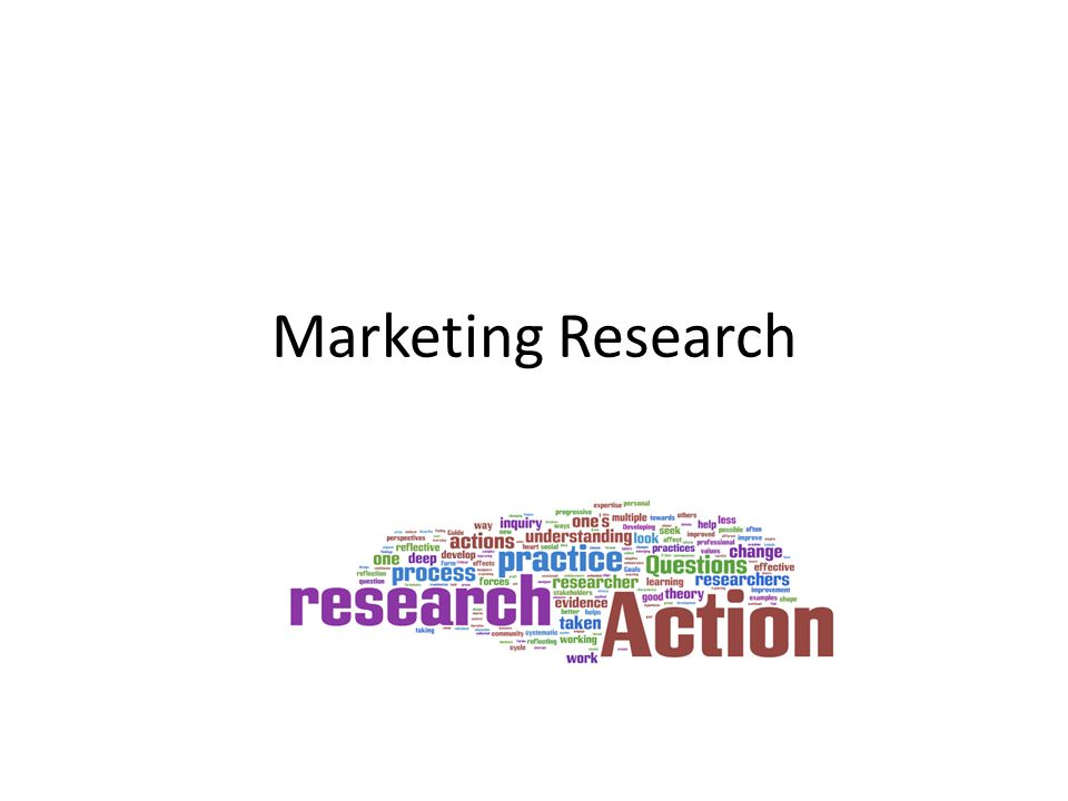 what is marketing research why is Together, big data and marketing research represent a formidable toolkit in the  hands of those who know how and when to exploit both to.