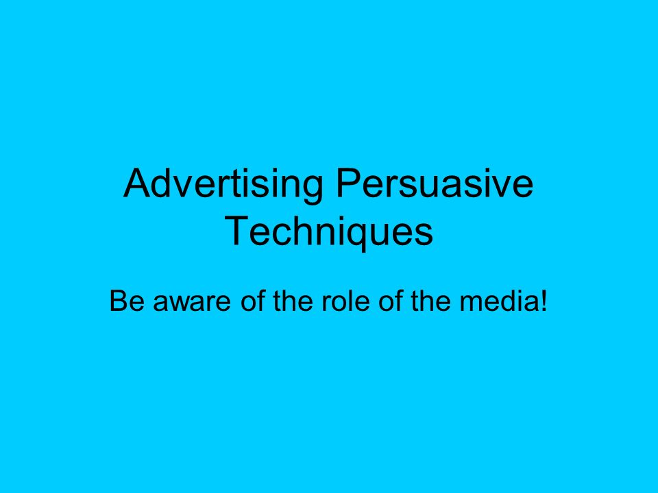persuasive techniques in speeches powerpoint Home psychology 6 most effective types of persuasive techniques psychology 6 most effective types of persuasive techniques sep 11, 2013 share on facebook tweet .
