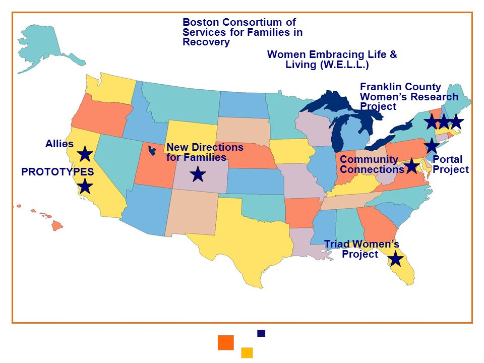 Boston Consortium of Services for Families in. Recovery. Women Embracing Life & Living (W.E.L.L.)