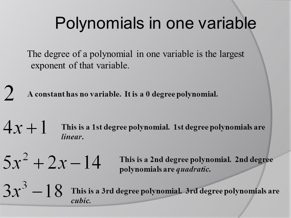 how to solve degree 4 polynomials